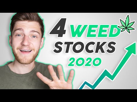 Top 4 Cannabis Stocks To WATCH 2020 | Q2 Analysis - Stock Market Investing