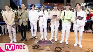 [Mini Fanmeeting with GOT7] KPOP TV Show | M COUNTDOWN 180920 EP.588
