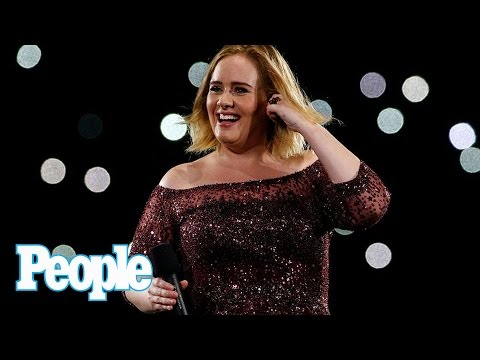 Adele Finally Confirms That She's Married To Longtime Love Simon Konecki | People NOW | People