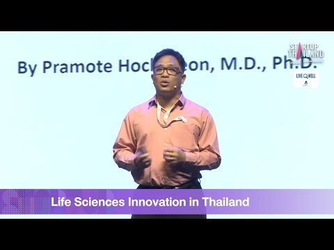 Life Sciences Innovation in Thailand