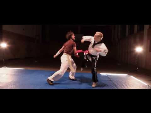 х/ф Уличный боец (2012 года) ( мини турнир) Видео от Алексея Каспия г.Астрахань