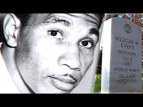 Civil Rights Leader Medgar Evers Was Killed 55 Years Ago in Mississippi