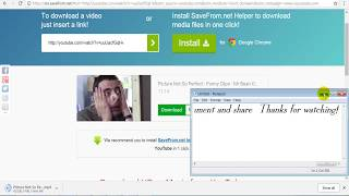 How to download youtube videos with Cycle trap 6!
