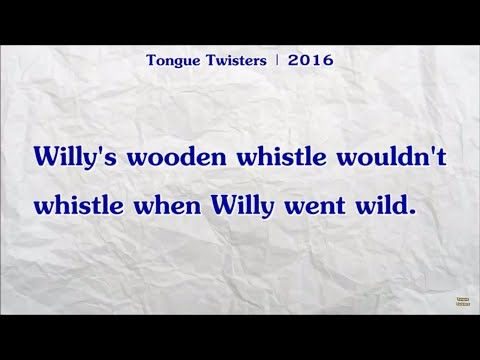 #533 | Willy's Wooden Whistle Wouldn't Whistle When Willy Went Wild