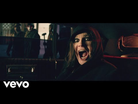 SHROOM - Ozzy Osbourne 'Straight To Hell' Official Music Video