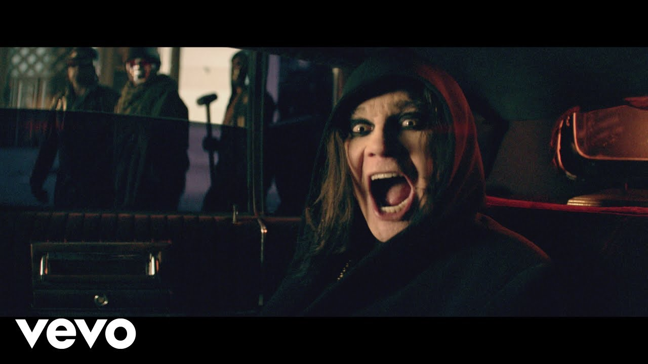 Ozzy Osbourne - Straight to Hell  Official Music Video