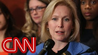 Sen. Kirsten Gillibrand: I think Franken should go
