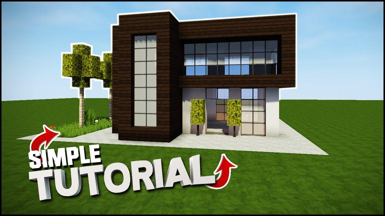 Newest 24+ SimpleModern House Minecraft