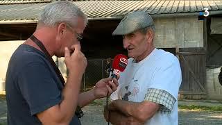 Les anti-ours manifestent leur colère à Asasp-Arros (Béarn)