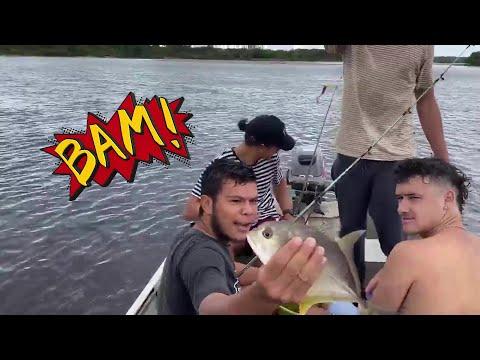 Sandon River Fishing!!!