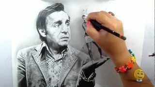 RetratoSpeed de CHESPIRITO (*paunegretemarin*Retrato a lápiz*) El Chavo del 8