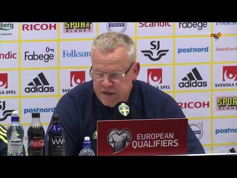 """Janne Andersson: """"Ju fler skador Italien får, desto bättre"""""""