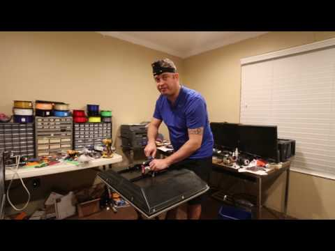Project / Review: Harbor Freight TV Mount