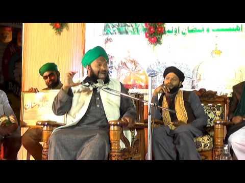 Ahmed naqshbandi qibla in baba nagar 2016 part 2