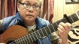 Đêm Buồn Tỉnh Lẻ (Tú Nhi - Bằng Giang) - Guitar Cover