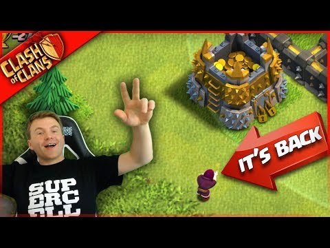 I QUIT FOR A WEEK.. ▶️ Clash of Clans ◀️ ...AND THEN WE DID THIS