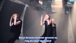 EXO - Wolf (Korean ver) (Chaesza Indo Sub) [HD]