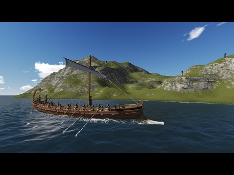 The Odyssey 3D Animation Film