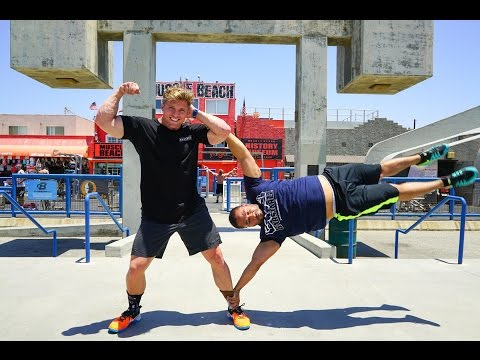Calisthenics For Aesthetics | Steve Cook & Barstarzz