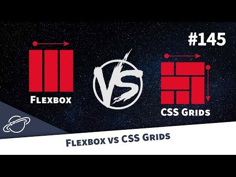 Flexbox vs CSS Grids, мифы и реальность — Суровый веб #145