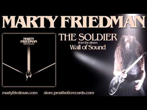 MARTY FRIEDMAN - THE SOLDIER