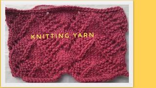 Knitting Pattern 263 /  बुनाई डिज़ाइन 263
