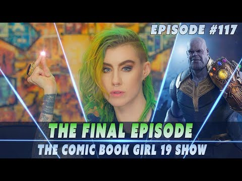 comic book girl 19 captain marvel review