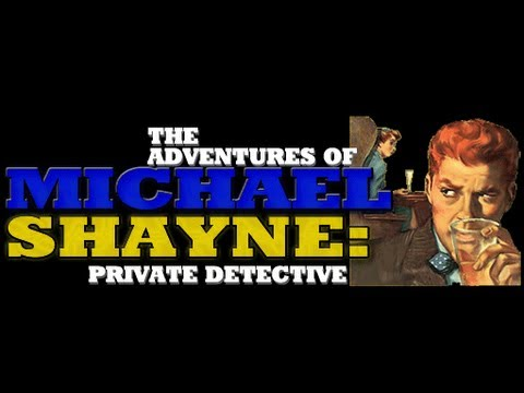 """Michael Shayne """"The Hate That Killed"""" 06-04-49 (HQ) Old Time Radio Detective"""