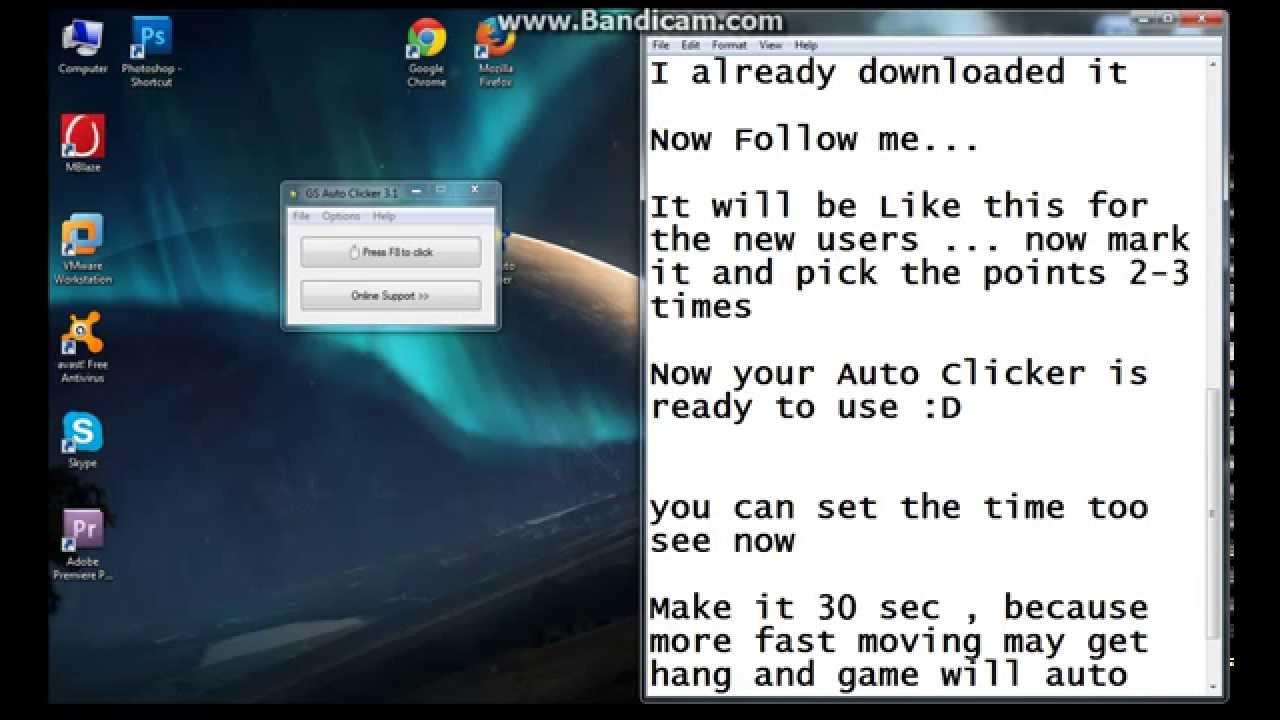 gs auto clicker direct download