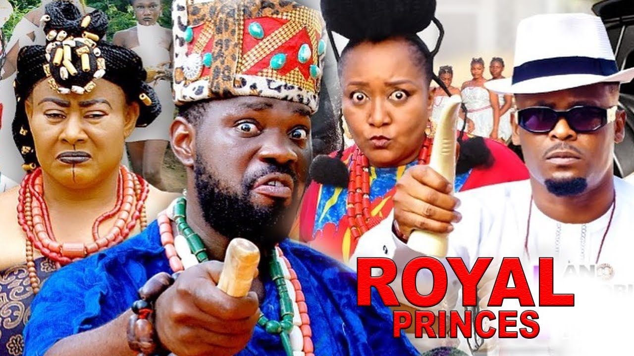 Download ROYAL PRINCE SEASON  1 - NEW MOVIE|LATEST NIGERIAN NOLLYWOOD MOVIE
