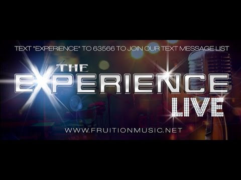 The Experience LIVE 8/15/15 (Ama Chandra Benefit Show)