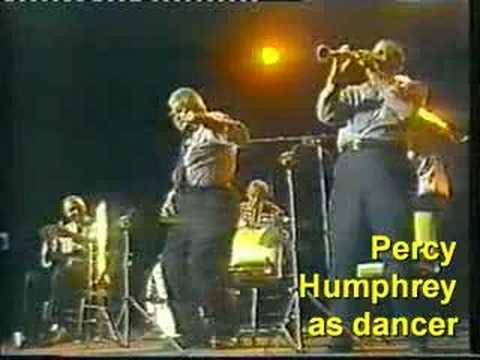 Preservation Hall Jazz Band Panama 1