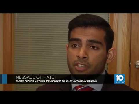 Video: CAIR-Ohio Says Hate Threat Will Not Stop Its Civil Rights Mission