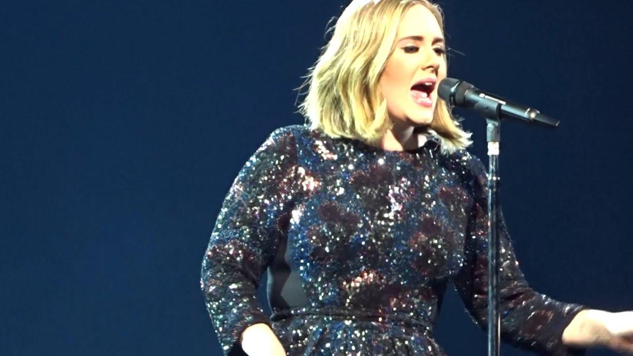 Adele Live  Rumour Has It