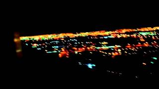 Night Landing at Lester B. Pearson Airport