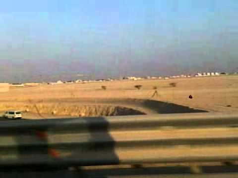 Our  daily journey from al khor to doha....mp4