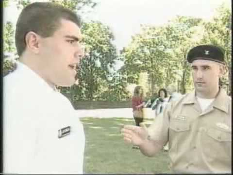 USMMA Indoc (With Brendan)