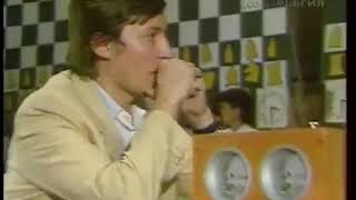 Программа Время. Новости Спорта, Шахматы 27.07.1988