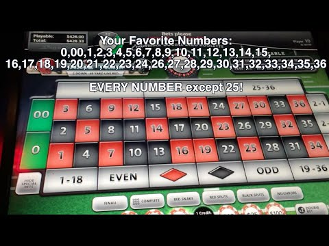 Roulette WIN Thanks to YOU!!!✦Betting $13-$45 LIVE PLAY✦