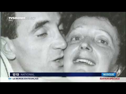 Décès de Charles Aznavour, une vie pour la chanson