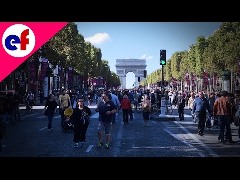 Streets of Paris: Avenue des Champs Elysees | Explore France