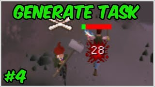 It's all on the line... for 350k - GenerateTask #4