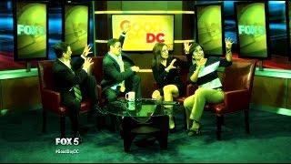 FOX 5 Thriller on Good Day DC Halloween special