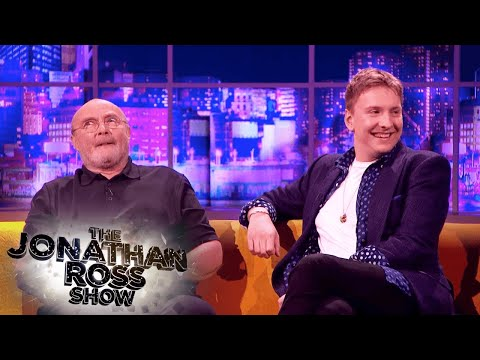 Thumbnail: Phil Collins Takes The Drum Quiz - The Jonathan Ross Show