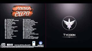 Anno 2070 Soundtrack - Tycoons - Monolith