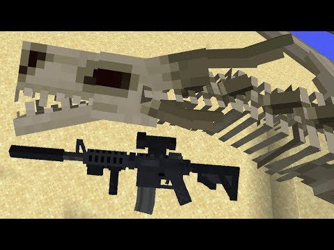 So I Added Guns To RLCRAFT...
