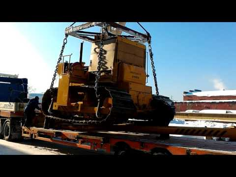 Трубоукладчик ТБГ-20 | БРМЗ | минус 30 °C