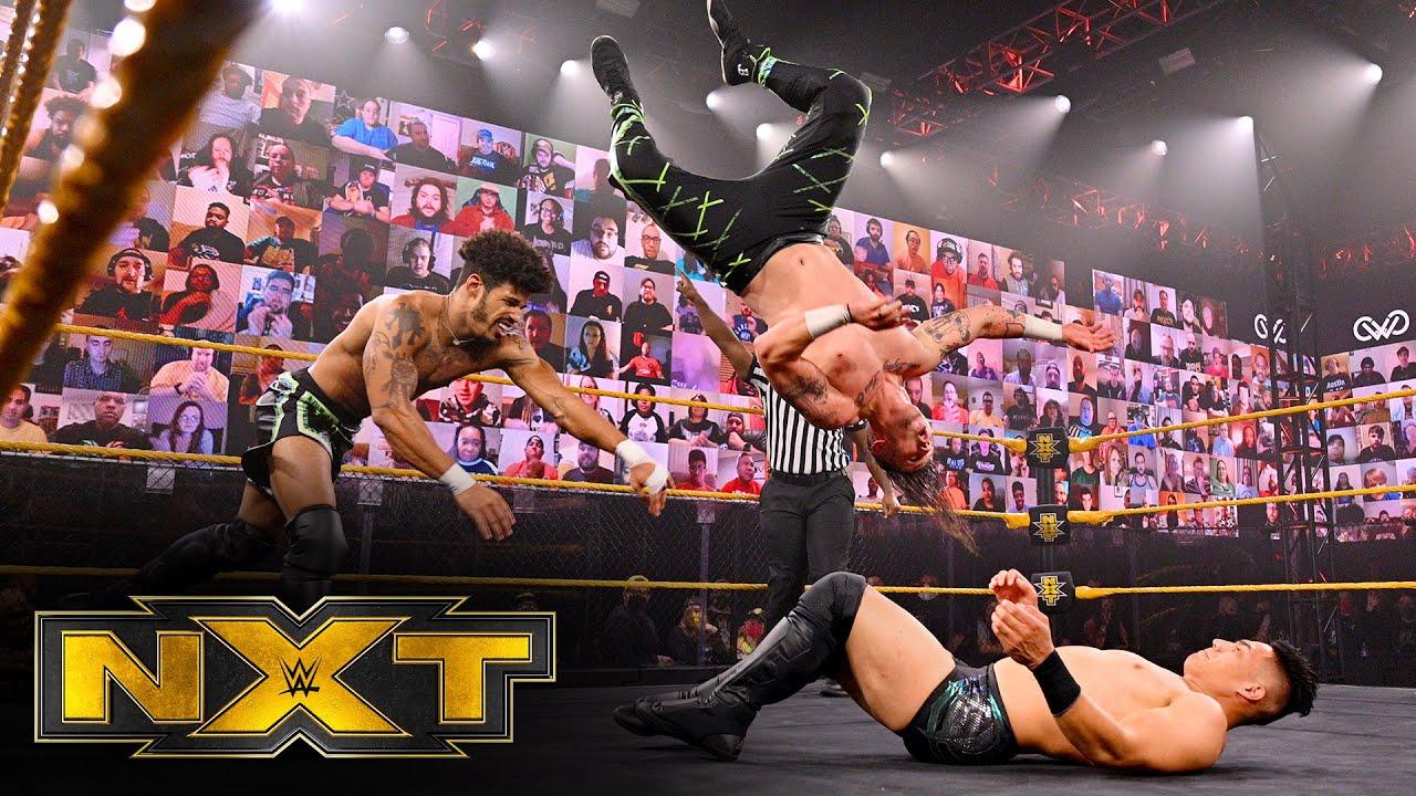 Download MSK vs. Atlas & Scott – Dusty Rhodes Tag Team Classic First Round: WWE NXT, Jan. 13, 2021