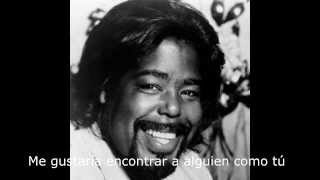 Barry white - Honey please can