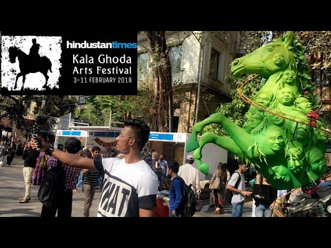 Kala ghoda art Festival 2018